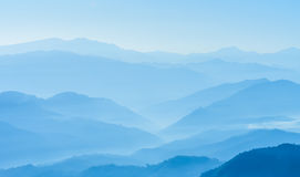Himalaya range,Nepal Stock Photo