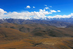 Himalaya, road to mount Everest royalty free stock images