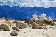 Himalaya's landscape Stock Image