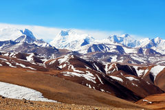 Himalaya, Tibet Royalty Free Stock Photo