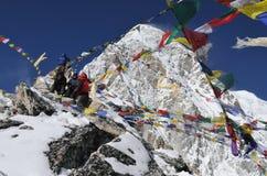 Himalaya Trekking 1 Stock Image