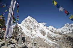 Himalaya view point royalty free stock image