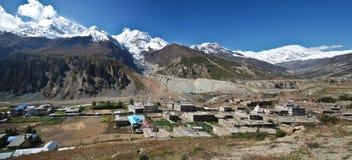 Himalaya village Royalty Free Stock Photos