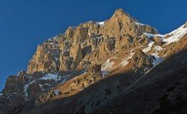 Himalayagebergte Stock Foto's