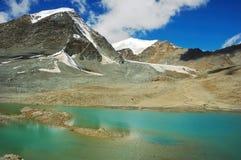 himalayan λίμνες Στοκ εικόνες με δικαίωμα ελεύθερης χρήσης