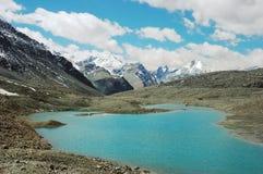 himalayan озера Стоковые Изображения