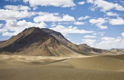 himalayan плато горы Стоковая Фотография RF