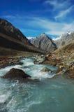himalayan река Стоковые Изображения RF