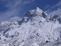 himalayan berg Royaltyfria Bilder