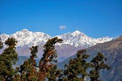 Himalayan bergskedja Royaltyfria Bilder
