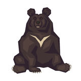 Himalayan black bear Royalty Free Stock Photography