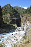 Himalayan Bridge  Stock Photography