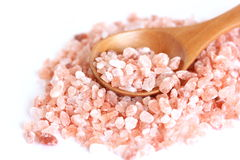 Himalayan Crystal Salt stock images