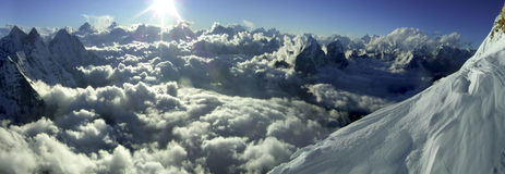 Free Himalayan Dusk Stock Photo - 14979520