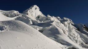 Himalayan glacier Stock Images