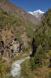 Himalayan Gorge Stock Photos