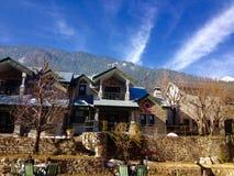 The Himalayan Hotel, Shimla Stock Photos