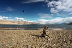 Himalayan lake Royalty Free Stock Photos