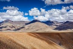 Himalayan landscape.  Ladakh, India Stock Photo