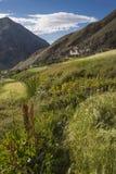 Himalayan landskap Arkivbilder