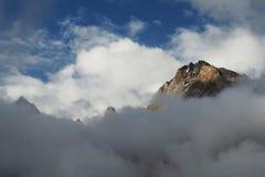 Himalayan mountain Royalty Free Stock Photo