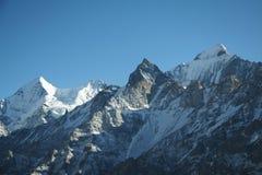 Himalayan mountain Stock Image