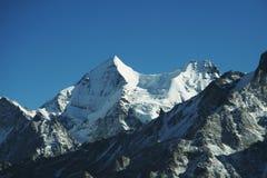 Himalayan mountain Stock Photography