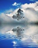 Himalayan Mountain Royalty Free Stock Image