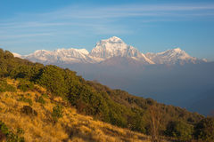 Himalayan mountain landscape Royalty Free Stock Image