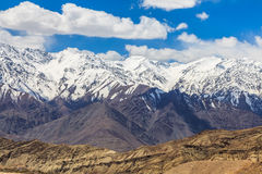 Himalayan Mountain Range Stock Photos