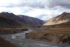 Himalayan mountain river Stock Photo