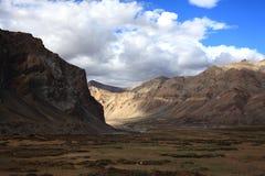 Himalayan mountains Royalty Free Stock Image