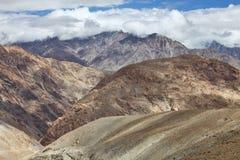 Himalayan mountains background Stock Photo