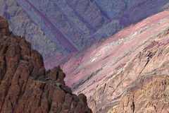 Himalayan mountains background Stock Photography