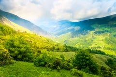 Himalayan mountains Stock Images