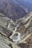 Himalayan oasis Stock Photography