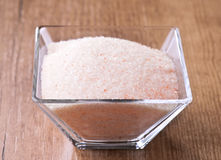 Himalayan pink salt Stock Photography