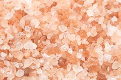 Himalayan salt royalty free stock image