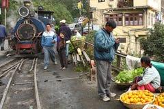 Himalayan Railway Royalty Free Stock Photography