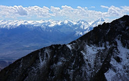 Himalayan range Royalty Free Stock Photo