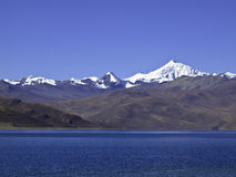 Himalayan range Stock Images