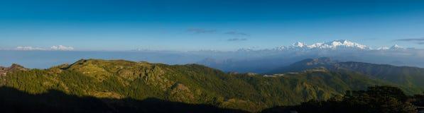 Himalayan range Royalty Free Stock Photography