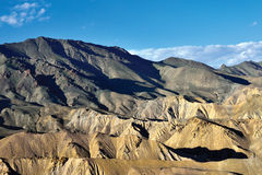 Himalayan Range near FotoLa Pass, Ladakh, Jammu and Kashmir, India. Royalty Free Stock Photography