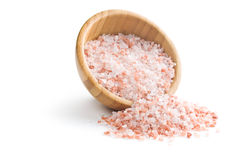 Himalayan salt Royalty Free Stock Photography