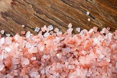 Himalayan salt Royalty Free Stock Image