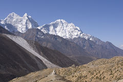 Himalayan Scenery Stock Image