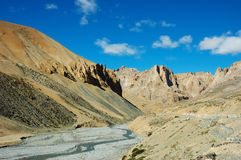 Himalayan scenic Royalty Free Stock Photography