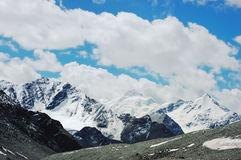 Himalayan scenic Royalty Free Stock Photos