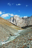 Himalayan scenic Royalty Free Stock Image