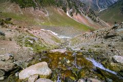 Himalayan scenic Royalty Free Stock Images